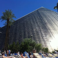 Photo taken at Oasis Pool by Angela T. on 9/1/2012