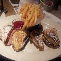 Photo taken at The Cheesecake Factory by Jessica A. on 3/4/2012