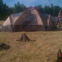 Photo taken at Brookefest Acres by Cassandra A. on 6/14/2012