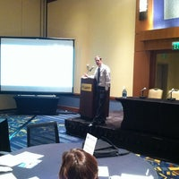 6/19/2012にJim S.がGeorgia Tech Hotel and Conference Centerで撮った写真