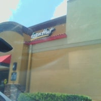 Photo taken at Pizza Hut by Stephany B. on 6/15/2012