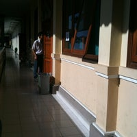 Photo taken at SMAN 1 Denpasar by Kynthia E. on 5/7/2012