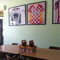 Photo taken at El Palamar Restaurante by Deborah T. on 6/17/2011