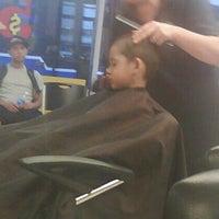 Photo taken at Tom's Hair Salon by Karla S. on 7/8/2012