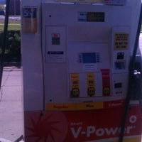 Photo taken at Shell by Dwayne A. on 4/18/2012