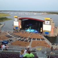 Photo taken at Northwell Health at Jones Beach Theater by Ant C. on 8/31/2012