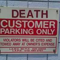 Photo taken at Museum of Death by Ashley H. on 7/21/2011
