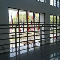 Photo taken at Universidad Peruana de Ciencias Aplicadas - UPC by Luiggi V. on 11/13/2011