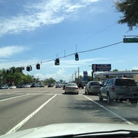 Photo taken at Westshore Blvd & Kennedy Blvd by Javier F. on 3/24/2012