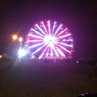 Photo taken at The Fairgrounds Nashville by Molly C. on 9/10/2011