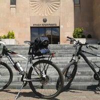 Photo taken at Yerevan Municipality by Vahe H. on 7/1/2012