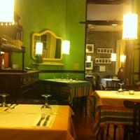 12/10/2011 tarihinde Pedro P.ziyaretçi tarafından Restaurante Gálgala'de çekilen fotoğraf