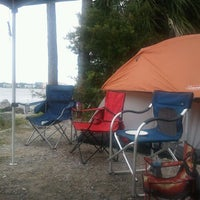 Photo taken at Site 80 St Andrew State Park by Sheila S. on 9/2/2011