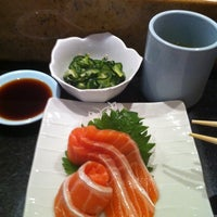 Photo taken at Sushi Ota by Bert L. on 8/8/2011