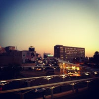Photo taken at Gautrain Park Station by Andy A. on 7/1/2012