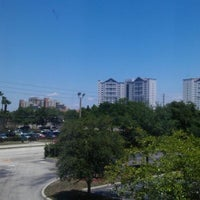 Photo taken at Country Inn & Suites By Carlson, Orlando, FL by Wim on 5/21/2012