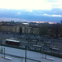 Photo taken at Belgrade City **** by Gurhan K. on 4/22/2012