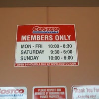 Photo taken at Costco Wholesale by Comic-Con G. on 8/3/2012