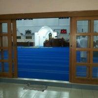Photo taken at Masjid Abu Bakar As-Siddiq by SABRI H. on 3/3/2012