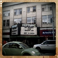 9/30/2011 tarihinde Sophiaziyaretçi tarafından Neptune Theatre'de çekilen fotoğraf