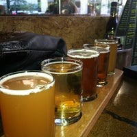 Photo taken at Post Street Ale House by Ashley on 8/30/2012