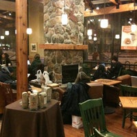 Photo taken at Caribou Coffee by Chirag P. on 1/23/2011