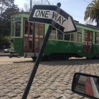 Photo taken at The Embarcadero by andrea d. on 4/7/2012