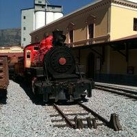 Foto tomada en Estación de Tren Chimbacalle por David G. el 11/21/2011