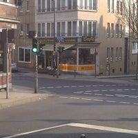 Photo taken at Bäckerei Kaussen by Julian K. on 3/27/2011
