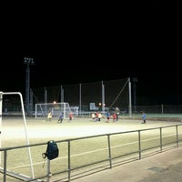 Photo taken at Camp Futbol de L'Escala by DavidFalgàs on 12/1/2011