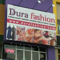 Photo taken at Dura Fashion House Of Beauty by Nadiah I. on 7/16/2012