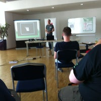 Photo taken at BrainCamp by Klaus M. J. on 9/2/2012
