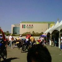 Photo taken at Boulevard Parking Lot by ehinazam on 4/29/2012
