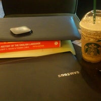 Photo taken at Starbucks by jessica l. on 9/11/2012