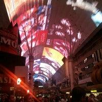 Photo taken at Downtown Las Vegas by Patrick on 9/28/2011
