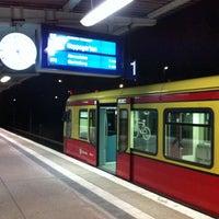 Photo taken at S Friedrichsfelde Ost by Matthias A. on 4/11/2011