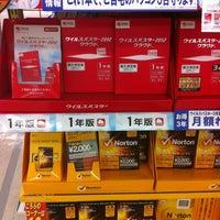 Photo taken at ヤマダ電機 テックランド柏店 by Norizou on 12/1/2011