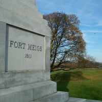Photo taken at Fort Meigs State Memorial Park by Nathan S. on 11/12/2011