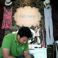 Photo taken at Fab Lane by Mh'eng L. on 2/27/2011