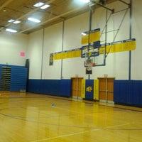 Photo taken at Alden High School by Brandon C. on 12/22/2011