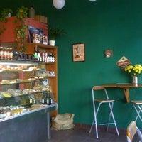 Photo taken at Cafe Vescovi by Tereza K. on 2/24/2011