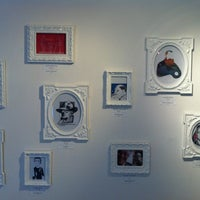 Photo taken at Galeria de Arte A.M.S Marlborough by Alfredo I. on 12/1/2011