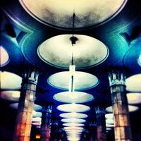 Photo taken at Metro Kiyevskaya, line 4 by Diana on 3/23/2012