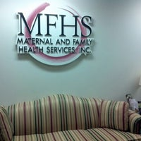 Photo taken at Maternal & Family Health Services, Inc. Administration Office by Brian S. on 10/13/2011