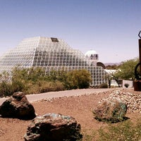Photo taken at Biosphere 2 by Tom K. on 5/12/2012