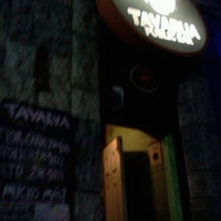 Photo taken at Tavarua Public Bar by Marcelo L. on 6/29/2012