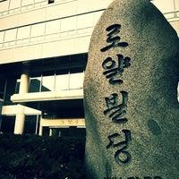 Photo taken at Royal Bldg. by SangJin Y. on 3/6/2012