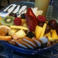 Photo taken at Cafe Reva by Parker C. on 2/20/2011