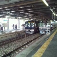 Photo taken at JR Takatsuki Station by kenjin . on 9/2/2012