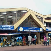 Photo taken at Pasar Payang by Che D. on 10/23/2011